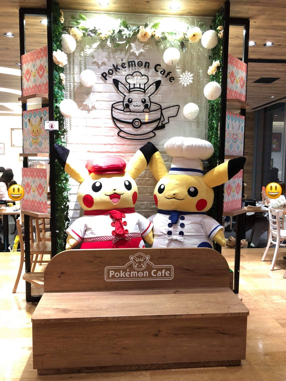 大阪 ポケモン カフェ
